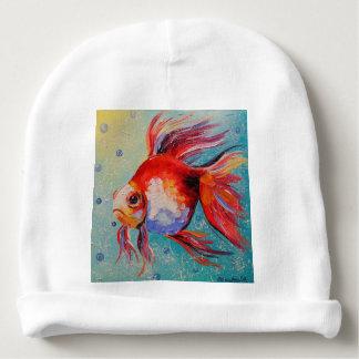 Goldfish Baby Beanie