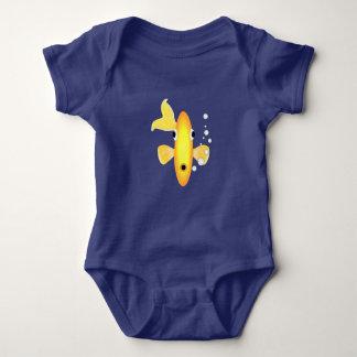 Goldfish Baby Bodysuit