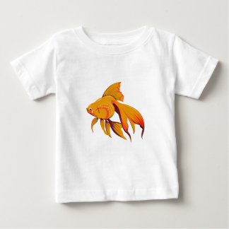Goldfish Baby T-Shirt