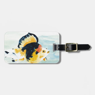 Goldfish Bag Tag