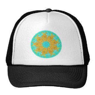 Goldfish bowl trucker hat