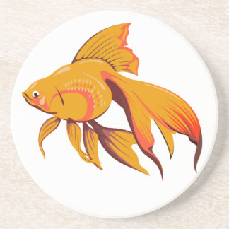Goldfish Coaster