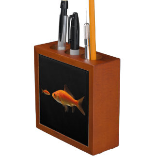 Goldfish Desk Organizer