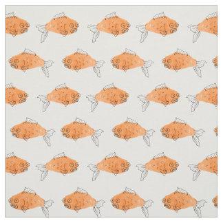 Goldfish Fabric