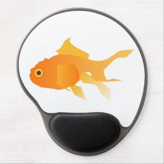 Goldfish Gel Mouse Pad