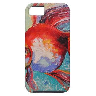 Goldfish iPhone 5 Cases