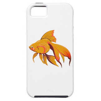 Goldfish iPhone 5 Cover