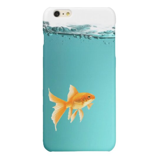 Goldfish iPhone 6/6S Plus Savvy Case