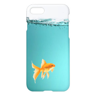 Goldfish iPhone 7 Case