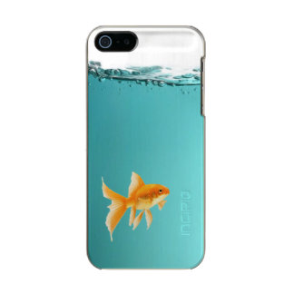 Goldfish iPhone SE/5/5S Incipio Shine Case