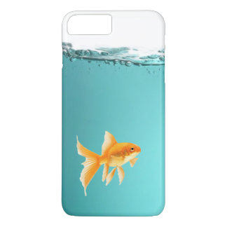 Goldfish iPhone X/8/7 Plus Barely There Case