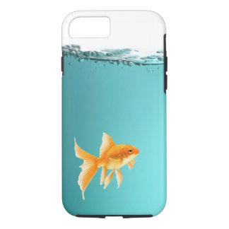 Goldfish iPhone X/8/7 Tough Case