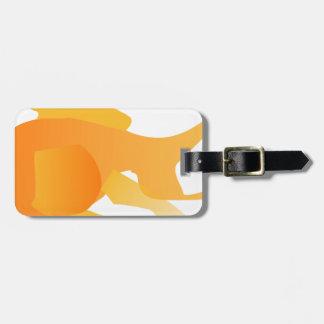 Goldfish Luggage Tag