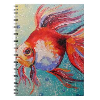 Goldfish Notebook