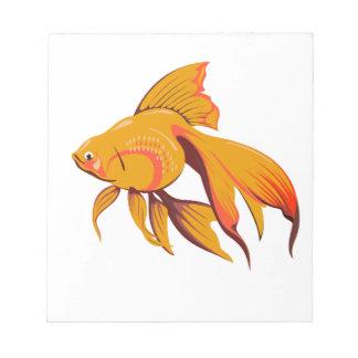 Goldfish Notepad