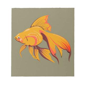 Goldfish Notepads