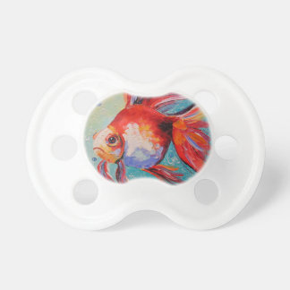 Goldfish Pacifiers