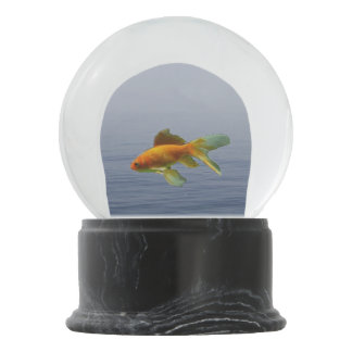 Goldfish Snow Globe