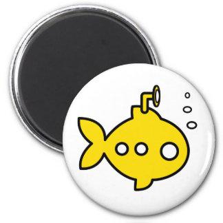 Goldfish submarine magnet