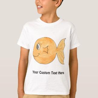 Goldfish. T-Shirt