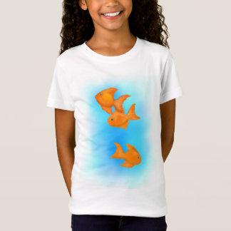 Goldfish T-Shirt for Girls