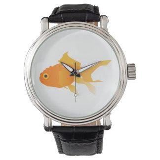 Goldfish Watch