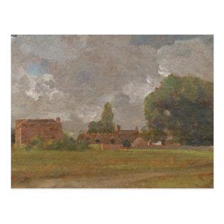 Golding Constable's House, East Bergholt: The Arti Postcard