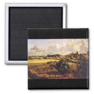 Golding Constable's Kitchen Garden_Landscapes Magnet