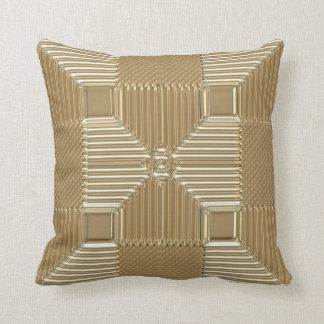 Goldkissen Throw Pillow