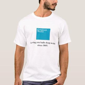 Goldman Sacks Bank T-Shirt