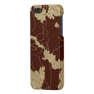 Goldmap iPhone Case iPhone 5/5S Cases