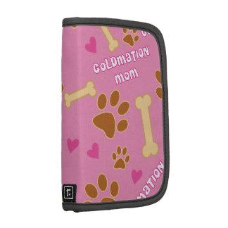 Goldmation Dog Breed Mom Gift Idea Folio Planners