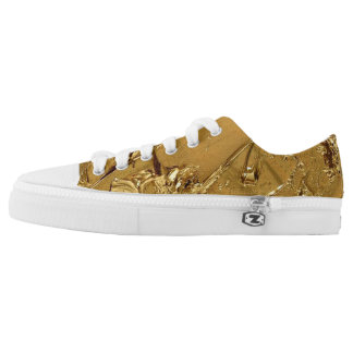 GoldMess on low tops