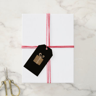 Goldn Gifts Giftwrap by NJCO Studio Gift Tags