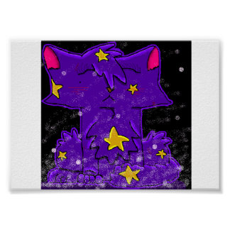 GoldStar and StarClan Poster