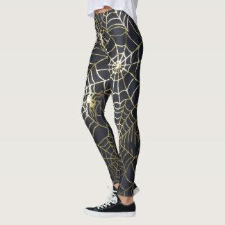 GoldWeb Leggings