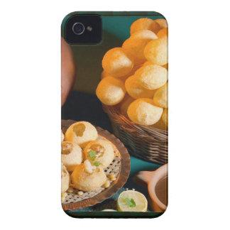 GOLE GAPPAY Panni Puri Indian Cuisine Snack Case-Mate iPhone 4 Case