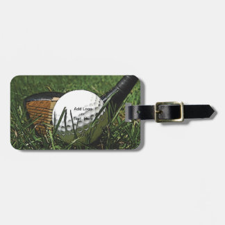 GOLF 101 BAG TAG
