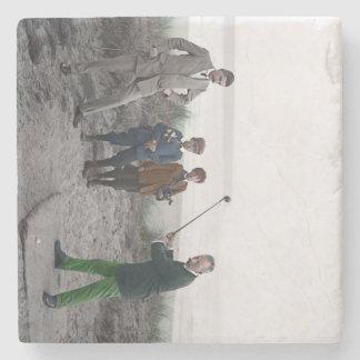 Golf 1907 II Stone Coaster