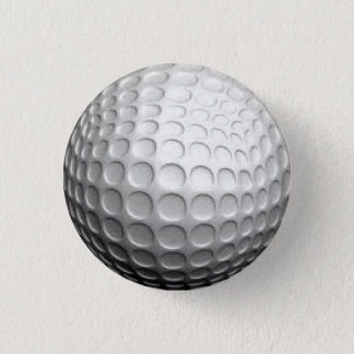 Golf 1 Inch Round Button