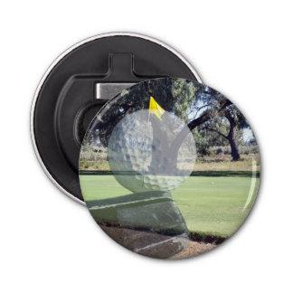 Golf Addiction, Magnetic Bottle Opener. Bottle Opener