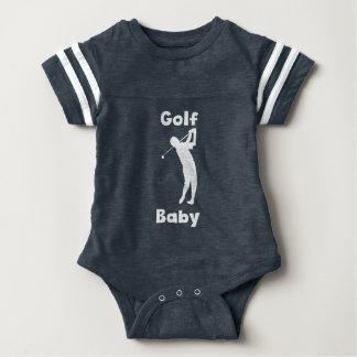 Golf Baby Baby Bodysuit