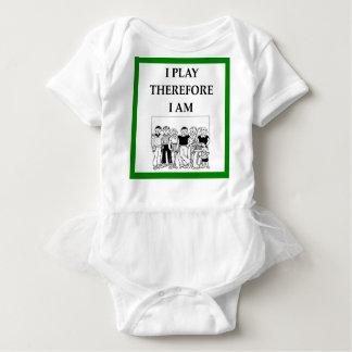 golf baby bodysuit
