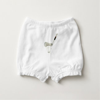 Golf Ball and Club Diaper Cover