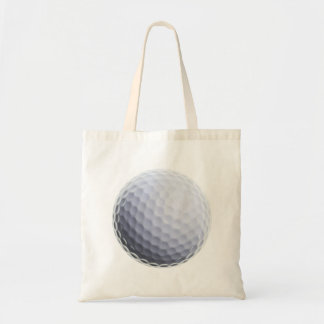 Golf Ball Background Customized Template Tote Bag