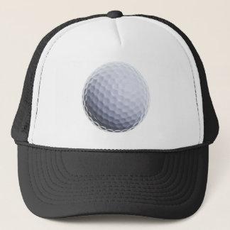 Golf Ball Background Customized Template Trucker Hat