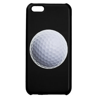Golf Ball Background - Golfing Sports Template iPhone 5C Case