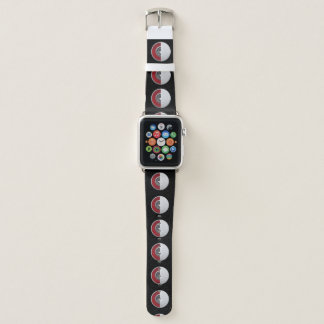 Golf Ball Core Design Apple Watch Leather Band, 42 Apple Watch Band