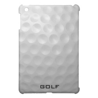 Golf Ball Design iPad Mini Case