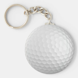 Golf Ball keychain